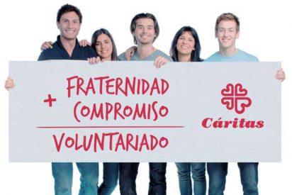 """Cáritas anima a los contribuyentes a marcar las dos """"X"""" en la Renta"""