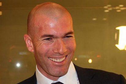 Confirma que negocia con Zidane