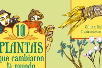Gillian Richardson nos descubre fascinantes historias a través de las plantas que rodean nuestra vida