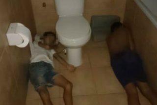 """Demoledora e inquietante foto de los hijos de Frank Cuesta durmiendo en el suelo: """"Esto no es pena, es la puta realidad"""""""