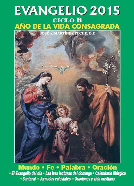 Edibesa lanza su Evangelio 2015