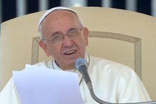 """Francisco: """"No hay que tener miedo de Dios. Él es Padre, nos ama y siempre perdona, siempre"""""""