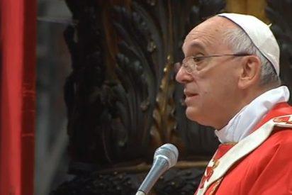 """Francisco: """"El Espíritu Santo nos hace hablar con Dios y con los hombres. No hay cristianos mudos en la Iglesia"""""""