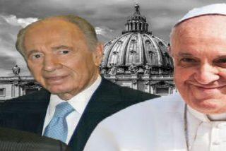 """La reunión Francisco-Abbas-Peres, """"una pausa en la política para invocar la paz"""""""