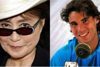 La ONG contra la violencia de Yoko Ono premia la labor de la Fundación Rafa Nadal