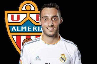 A punto de cambiar el Real Madrid por el Almería