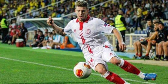 Alberto puede quedarse otro año en el Sevilla