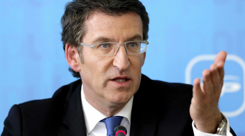 """Feijoo invita a los emigrantes gallegos en Alemania a ser los """"embaixadores"""" de Galicia"""