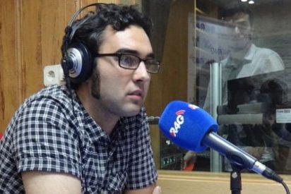 """Alberto Lardiés: """"De ir Buruaga a TVE apuntaría a algo más alto que la jefatura de los servicios informativos"""""""