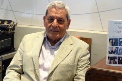 """Alfonso S. Palomares: """"Los jóvenes que ahora critican la Transición no tienen ni idea de lo que hablan"""""""