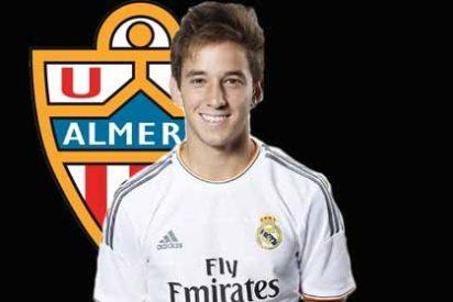 Se ofrece al Almería para abandonar el Real Madrid