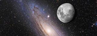 ¡Increíble! La Luna se formó tras el impacto del misterioso planeta Theia contra la Tierra