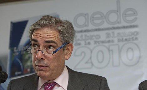 Fernández Galiano urge ahora a los trabajadores de 'El Mundo', 'Marca' y 'Expansión' a rebajarse el sueldo el 6,2%