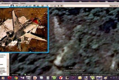 [Vídeo] ¿Ha encontrado un avispado en Google Earth el avión del vuelo MH370?