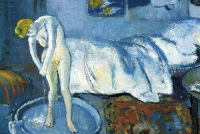 En un rincón de 'La habitación azul' de Pablo Picasso se esconde un fantasma
