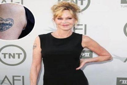 Melanie Griffith reaparece más feliz que unas castañuelas tras pedir el divorcio