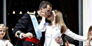 """El Rey Felipe VI: """"Encarno una Monarquía renovada para un tiempo nuevo y en esta España unida y diversa cabemos todos"""""""