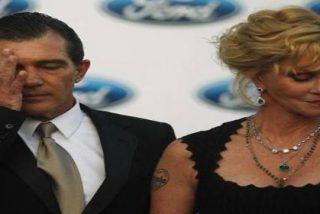 Melanie Griffith se encarga de darle la estocada final a Banderas: pide el divorcio