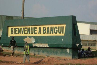 Bangui. Ir a dormir con el miedo en el cuerpo
