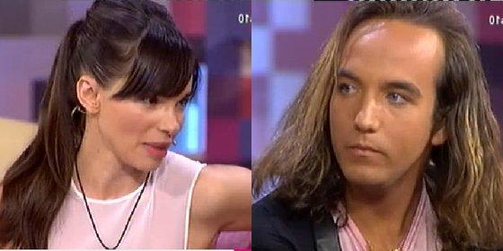 Beatriz Montañez, más borde que nunca, vuelve a arrinconar a un invitado en 'Hable con ellas'