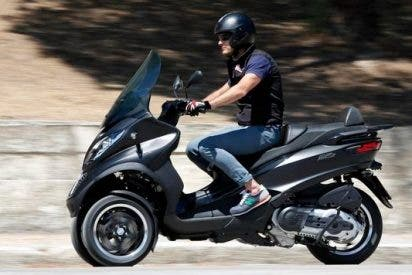 Piaggio MP3 2014, el arma urbana definitiva