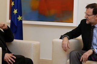 Rajoy recibe, al fin, a un presidente de la Conferencia Episcopal