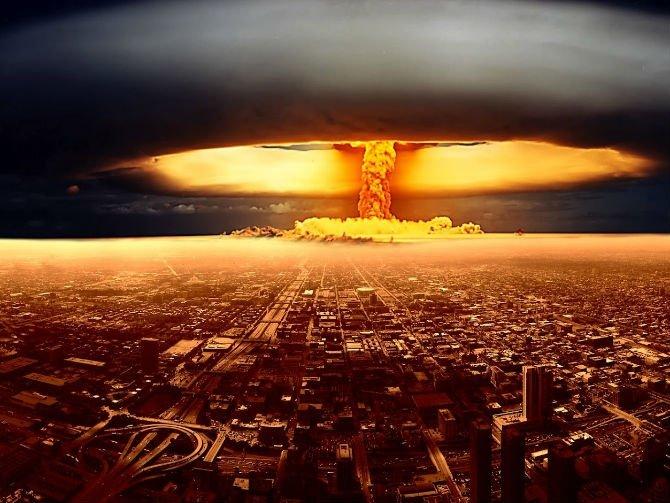 Una bomba atómica cayó sobre Carolina del Norte y no explotó de puro milagro