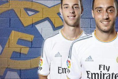 El Almeria cerca de cerrar dos fichajes del Real Madrid