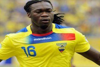 Caicedo se acerca al Espanyol