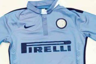 El Inter sorprende con su tercera equipación