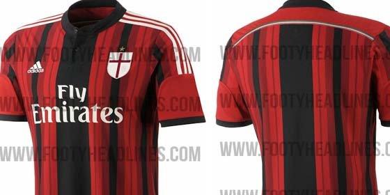 El Milan cambia de escudo