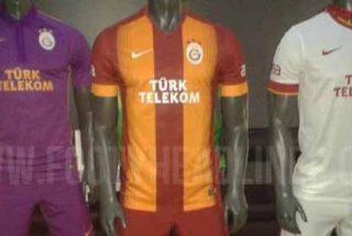 Así vestirá el Galatasaray la próxima temporada