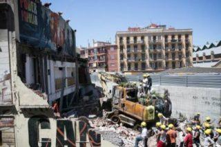 """Can Vies paraliza la """"reconstrucción"""" para revisar el estado del edificio"""