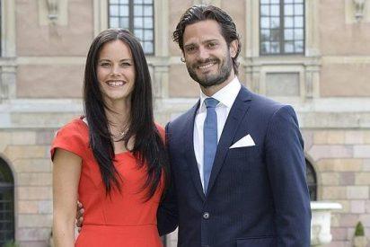 El príncipe Carlos Felipe de Suecia deja a todos 'en pelotas': se casará con la exbailarina de striptease