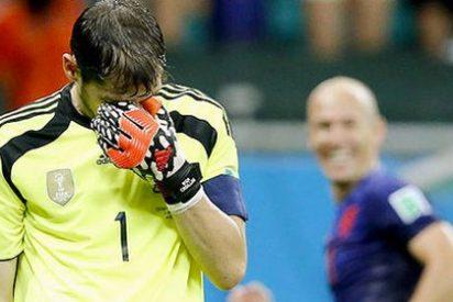 Favorito para fichar a Casillas