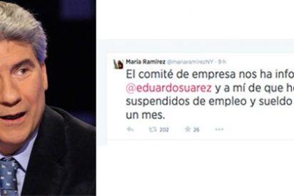 Casimiro suspende de empleo y sueldo a la hija de Pedrojota por acusarle de implantar la censura