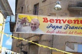 """""""Rezo todos los días por él"""", dijo el papa a la familia del niño de 3 años asesinado por la mafia"""
