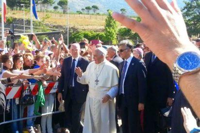 El Papa a los curas de Calabria: