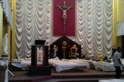 Las iglesias de Sicilia se convierten en dormitorios para inmigrantes