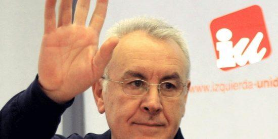 Cayo Lara, el líder castellanomanchego, que ha perdido la cabeza política