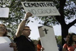 Los kikos desisten de construir un cementerio, una cripta y un aparcamiento privados en Carabanchel