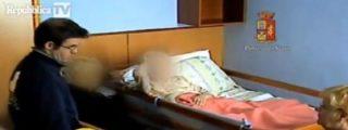 El vídeo de los parientes que envenenan con matarratas a su anciana tía millonaria