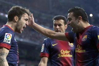 A Cesc se le escapa que Xavi abandonará el Barcelona