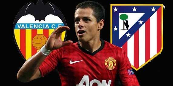 Atlético y Valencia ya conocen el precio de Chicharito