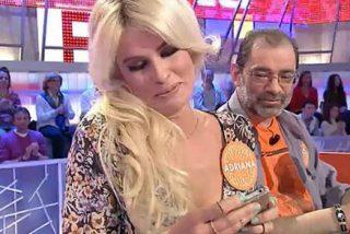 Bochorno histórico: Adriana Abenia, pillada y humillada haciendo trampas en 'Pasapalabra'