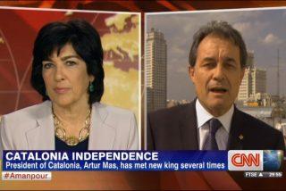 Artur Mas admite que ni la mitad de Cataluña quiere la independencia