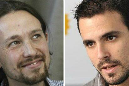 Cayo Lara deja IU en manos de Alberto Garzón para que pacte con el coleta de 'Podemos'