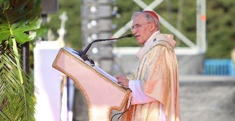 """Rouco Varela invita en el Corpus a """"orar por nuestro Rey D. Felipe VI"""""""