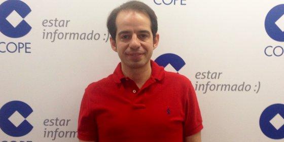 """José Luis Corrochano: """"La eliminación de España te hace perder dinero porque las campañas de publicidad se reducen"""""""