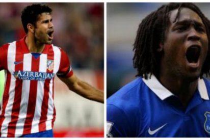 El Atlético negocia la cesion de Lukaku